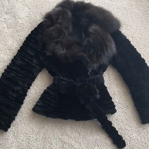 Jackets & Blazers - Unbelievable Custom-Made Fur Coat